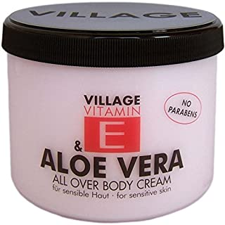 Village 9506-01 Aloe Vera Body Cream 500ml mit Vitamin E (B000ORWLTC) | Amazon price tracker / tracking, Amazon price history charts, Amazon price watches, Amazon price drop alerts