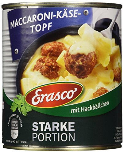 Preisvergleich Produktbild Erasco Maccaroni-Käse Topf