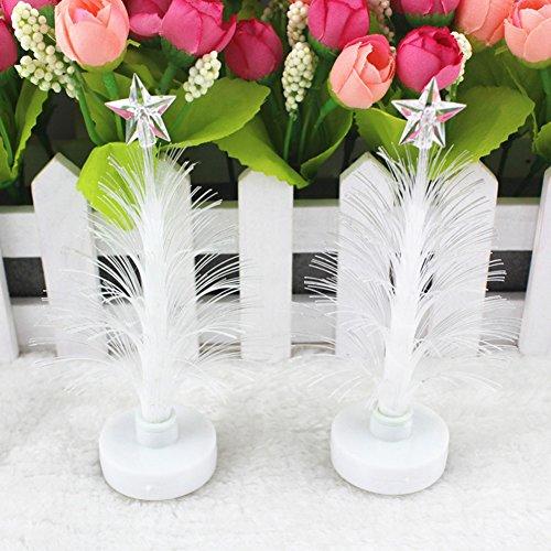 aum ice Kristall LED Schreibtisch Tischlampe Licht Party Dekoration ()