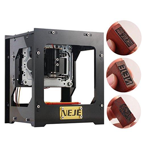 Preisvergleich Produktbild Yosoo 1000mW DIY USB Graviermaschine Gravur Maschine Betriebssystem OS: win XP,win7,win8,win10, CE Zertifikat, 145 x 160 x 190 mm