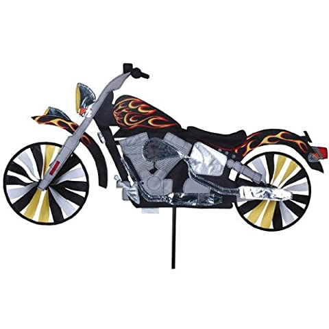 Costumes Flamme - Premier Comète véhicule vent Spinner–Motorcycle–Flame