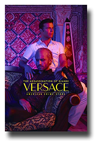 Filmposter Versace, Motiv: The Assassination of Gianni, American Crime Story, Couch Carpets