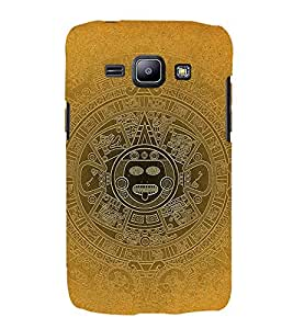 EPICCASE blurred mayan Mobile Back Case Cover For Samsung Galaxy J2 (Designer Case)