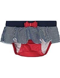 Steiff Schwimmwindel pañal de natación, Azul (Black Iris 3032), 62 (Talla del fabricante: 062) para Bebés