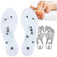 Massage-Einlegesohlen, Schuh-Massagegel-Einlegesohlen, Gesundheitswesen, magnetische Fußtherapie, Schmerzlinderung... preisvergleich bei billige-tabletten.eu