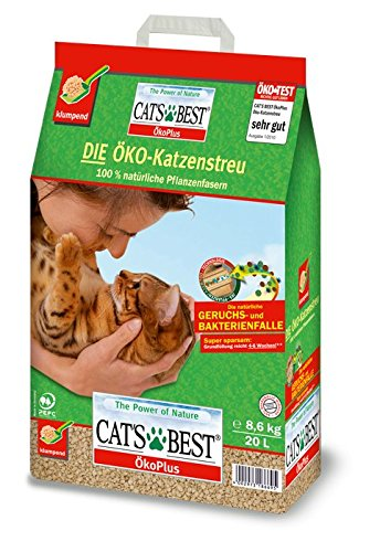 Cat's Best Universal Wood Pellet Litter 20 LITRE/11