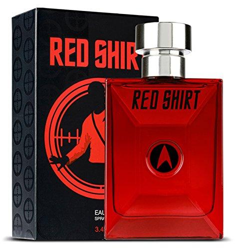 star trek red shirt de star trek - Star Shirt Red Trek