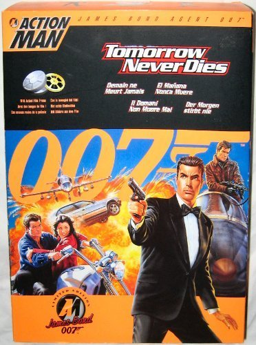 Image of Action Man James Bond 007 Tomorrow Never Dies
