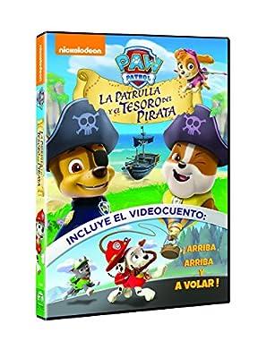 Paw Patrol 04: La Patrulla Y El Tesoro Del Pirata [dvd] por PARAMOUNT