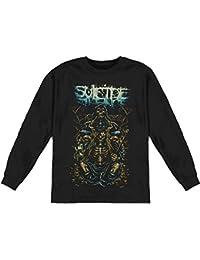 Suicide Silence - - Hériter à manches longues pour hommes T-shirt