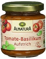 Alnatura Bio Tomate-Basilikum Brotaufstrich, 110 g