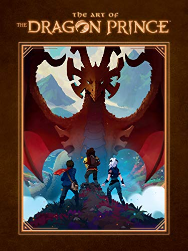 The Art of the Dragon Prince (English Edition) eBook: WONDERSTORM ...