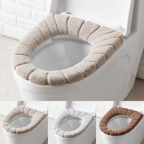 Asientos inodoro, funda asiento inodoro cojín baño