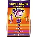 Cadbury Bournvita Pro-Health Chocolate Health Drink, 750 gm Refill Pack