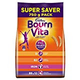 #7: Cadbury Bournvita Pro-Health Chocolate Health Drink, 750 gm Refill Pack