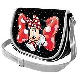 Bolso Bandolera - Minnie Mouse - Bow - Muffin Handbag