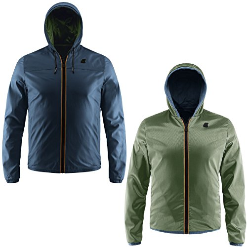 Jacke - Jacques Kl Air Double Navy-Sage