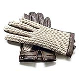 napo gloves napoCROCHET - Touchscreen Lederhandschuhe für Herren