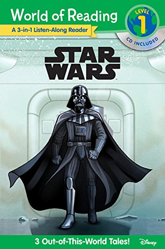 World of Reading: Star Wars Star Wars 3-in-1 Listen-Along Reader (World of Reading Level 1): 3 Tales of Adventure with (Starwars Liste Film)