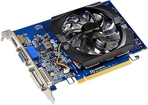 Gigabyte GV-N630D3-1GI NVIDIA GeForce GT 630 Grafikkarte (PCI-e, 1GB GDDR3 Speicher, Dual Link DVI-I/-D, HDMI, DisplayPort, 1 GPU) - 1gi Video Card