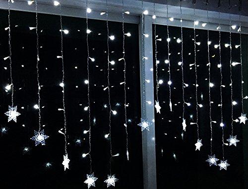 Test Led Weihnachtsbeleuchtung.Suche Lichtervorhang Kaufen Vergleich Test Preisvergleich