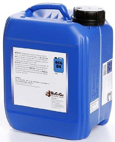 Flüssigdichtmittel BCG 84 (5 l) gegen Wasserverlust in Trinkwasserleitungen