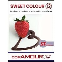 copAMOUR Sweet Colour 12 Stk. / Kondome - /Kondome preisvergleich bei billige-tabletten.eu