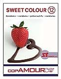 copAMOUR Kondome Sweet Colour 12 er