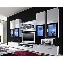 suchergebnis auf amazon.de für: wohnwand modern hochglanz - Wohnzimmerschrank Modern Wohnzimmer