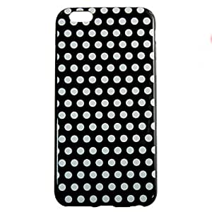 Hard Silicon Rubber Frame with Quality printed back with digital impressed design for Apple Iphone 6 Plus