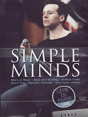 Simple Minds: Live In Paris 1995 [UK Import]