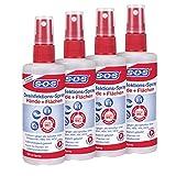 SOS Desinfektions-Spray 100 ml - für Hände und Flächen