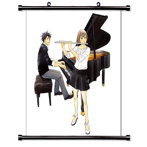 Nodame Cantabile Anime Fabric Wall Scroll Poster (16