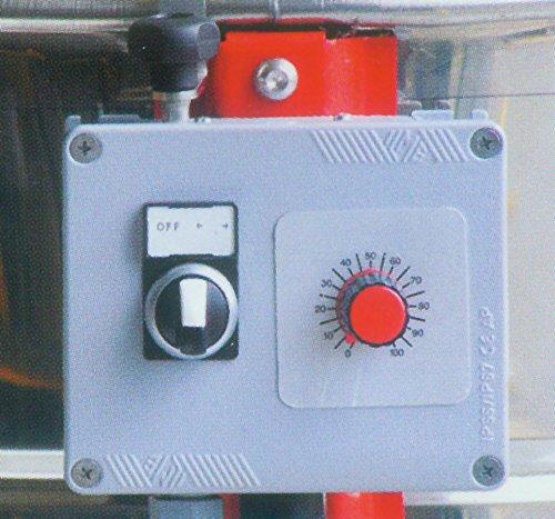 Lega Radial Honey Spinner Universal for 12Honeycomb with Lower Motor in Stainless Steel 2