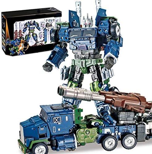 Siyushop Heroes Heroes Heroes Rescue Bots Rob Robot De Déformation , Voiture De Transport, Automobile, Jouets pour  s Present Cadeau De Noël acb2ea