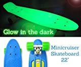 Hellmet Mini Cruiser Skateboard 22