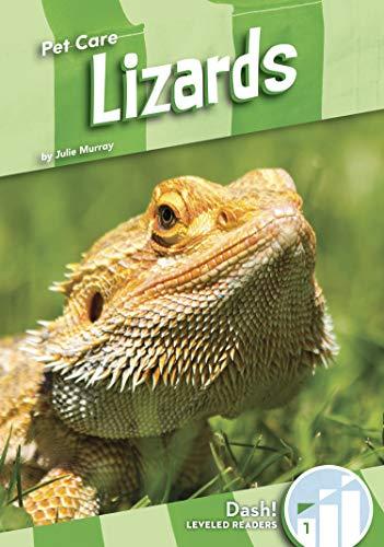 Lizards (Pet Care) -