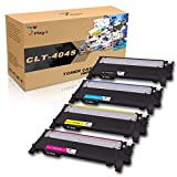Samsung CLT-404 Toner Multipack Kompatibel, 7Magic Tonerkartuschen Samsung CLT-P404C CLT-K404S CLT-C404S CLT-M404S CLT-Y404S Kompatibel Toner Patronen für Samsung Xpress SL-C430 SL-C430W SL-C480 SL-C480W SL-C480FN SL-C480FW Drucker (Schwarz Cyan Gelb Magenta, 4 Pakets)