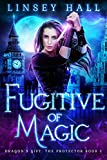 Fugitive of Magic (Dragon's Gift: The Protector Book 1) by Linsey Hall