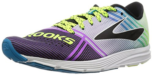 brooks Hyperion, Zapatos para Correr para Mujer, Multicolor (Imperialpurple/Bluejewel/Nightlife), 41 EU