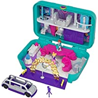 Polly Pocket Hidden Places Playset with Secret Reveals and Accessories