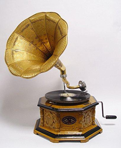 deko-grammofono-grammophone-per-gommalacca-piastre-nostalgico-vintage-bespielbar-con-decorazione-365