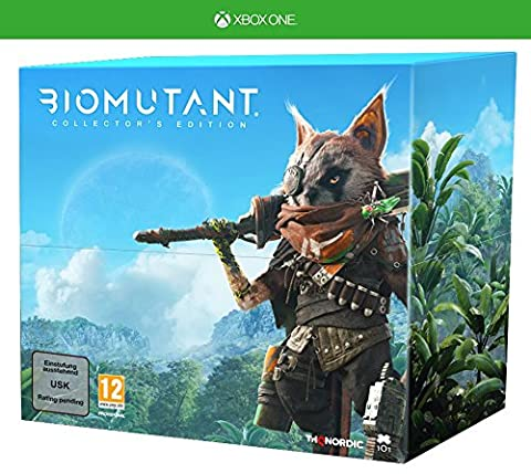 Biomutant Collector's Edition - Collector's [Xbox One