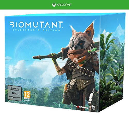 Biomutant - Collector's Edition - [Xbox One ] (Video-spiel-xbox One)