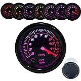 LED Auto Universal Abgastemperaturanzeige EGT 0-1200℃ Anzeige Auto Gauge C12