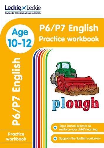 P6/P7 English Practice Workbook