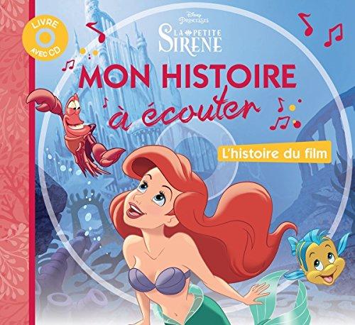 La petite Sirène, MON PETIT LIVRE-CD