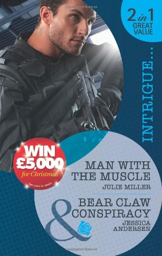 book cover of Man with the Muscle / Bear Claw Conspiracy