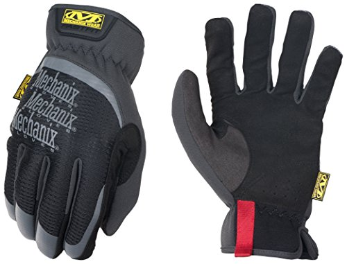Mechanix Wear - Fastfit Guanti, Nero, Medium