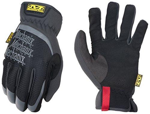 Mechanix Tactical Line Handschuh Fastfit Schwarz/Grau, S - Supply Line